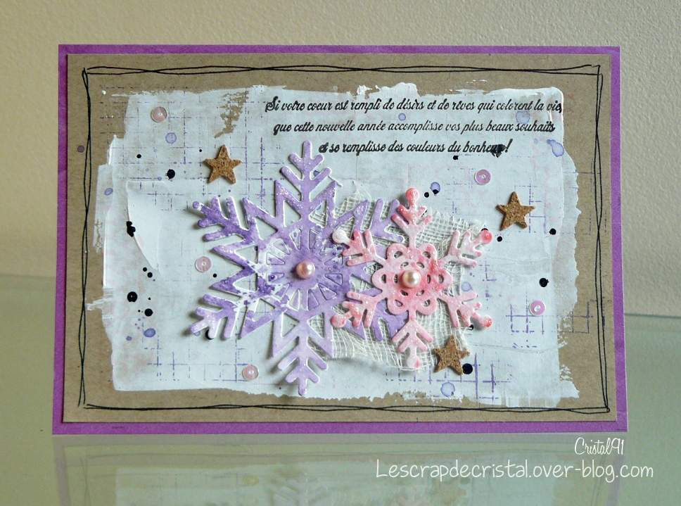 Scrap and Co - Combo couleurs d'octobre