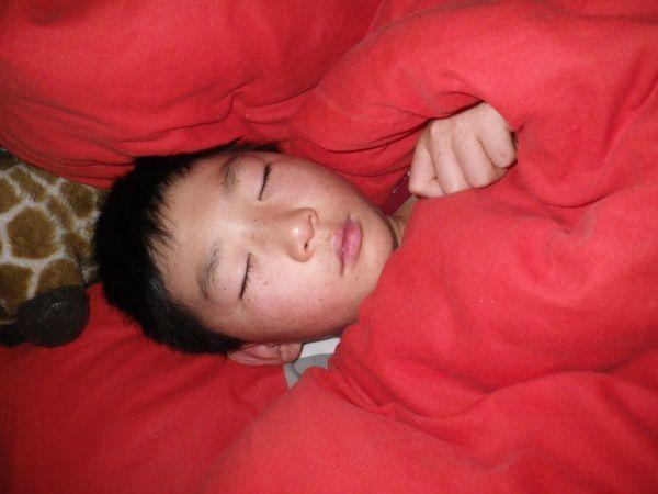 Tao et son lit