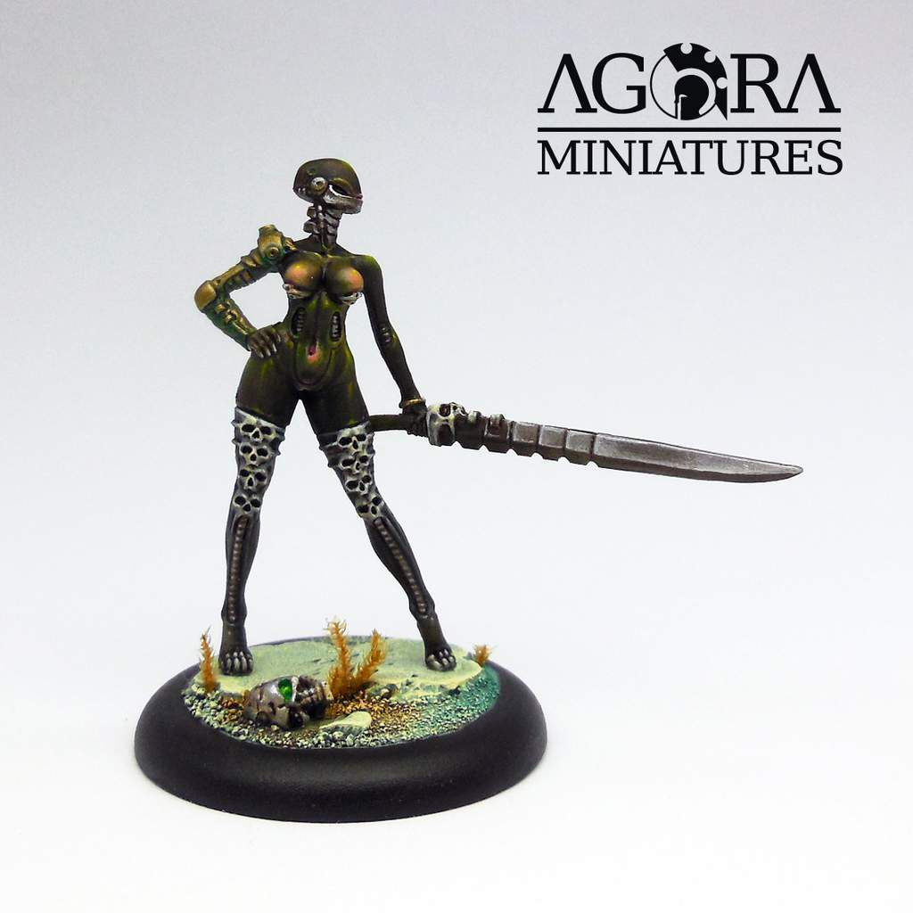 Agora Miniatures at Salute London 2015, Excel Center.