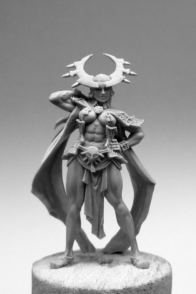 Kingdom Death, Heavy White Knight and Apotheosis Gods