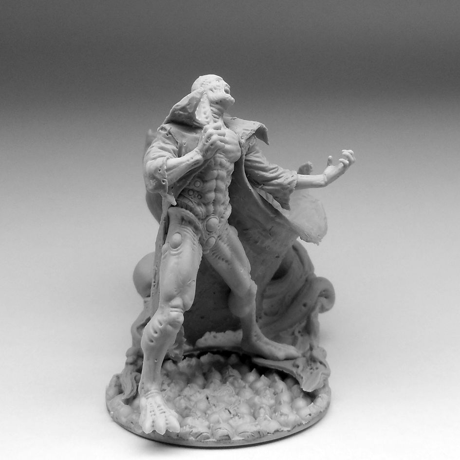 Kingdom Death&#x3B; The Lion Knight (the First)