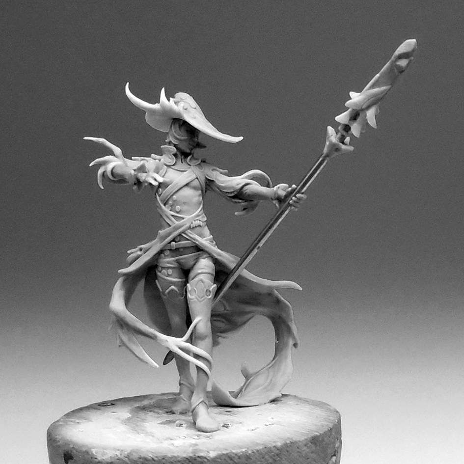 Kingdom Death&#x3B; The Witch Disciples