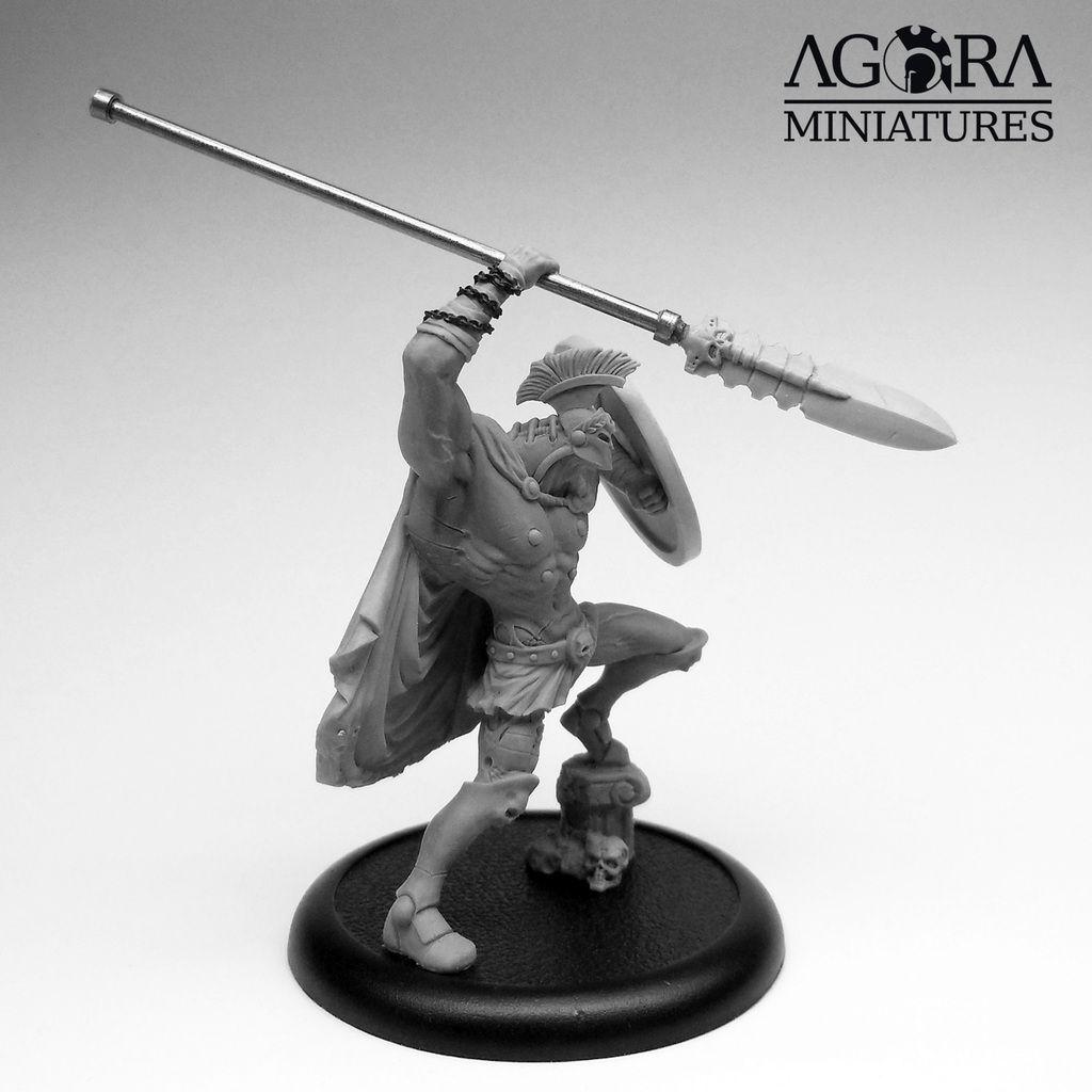 Agora Miniatures&#x3B; Ares