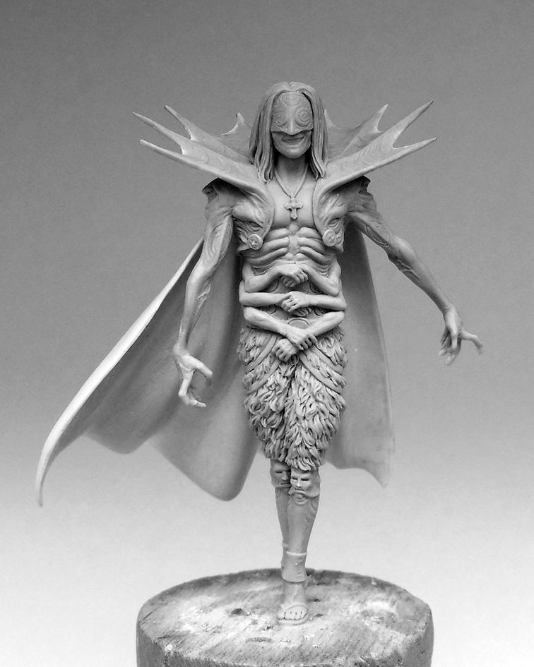 Kingdom Death&#x3B; The Pariah