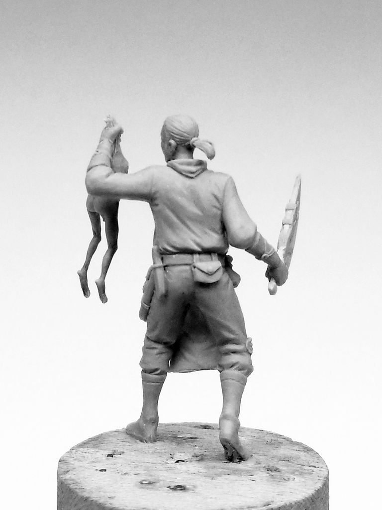 Kingdom Death&#x3B; The Great Game Hunter Chefs.