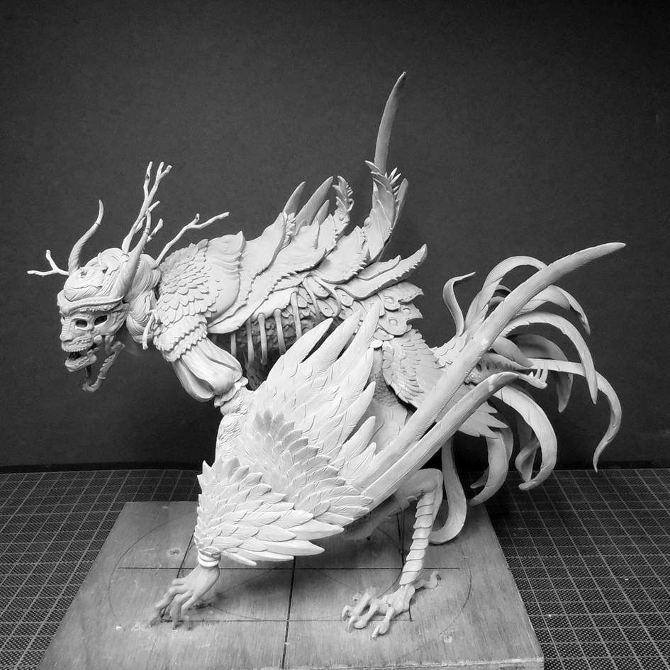 Kingdom Death&#x3B; The Dragon Goblin!