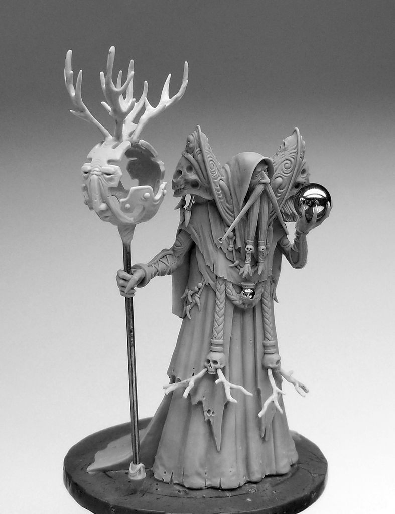 Kingdom Death&#x3B; The Necromancer!