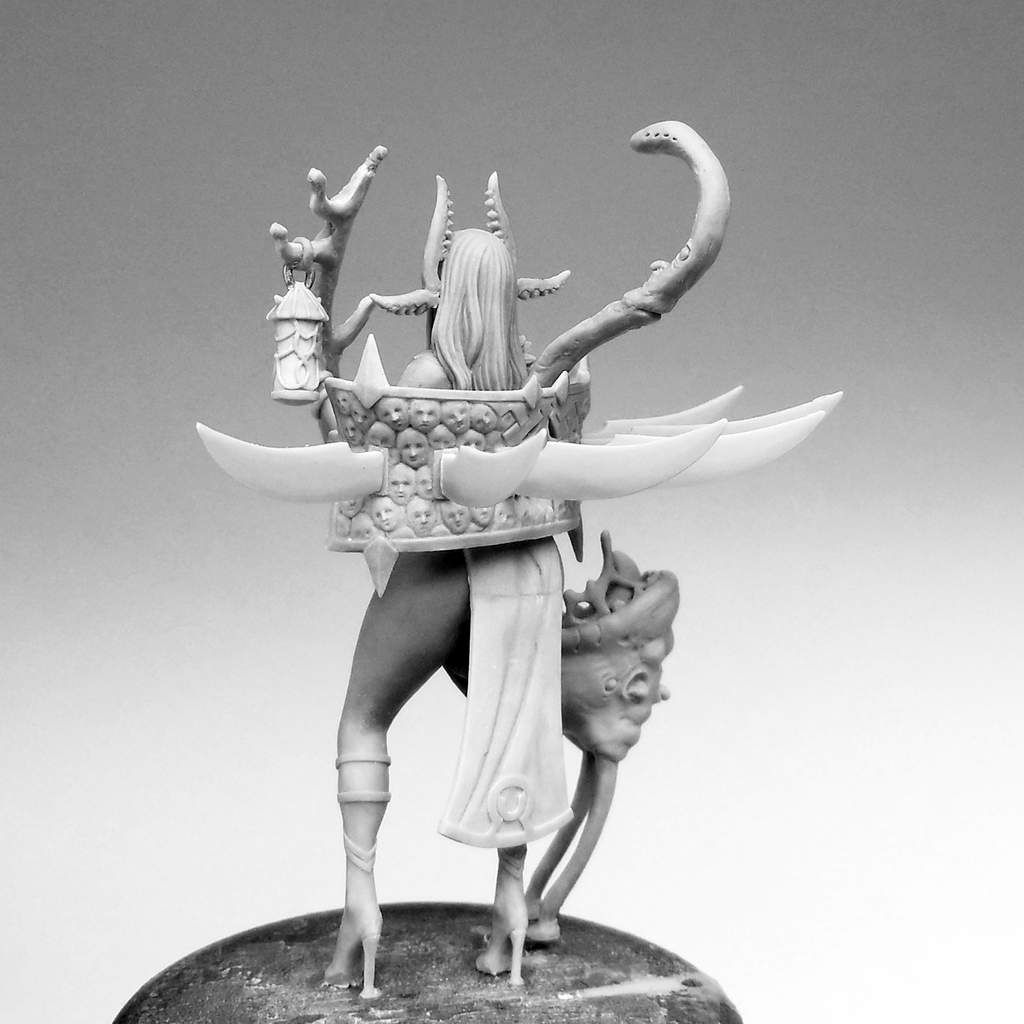 Kingdom Death&#x3B; The Last Bard.