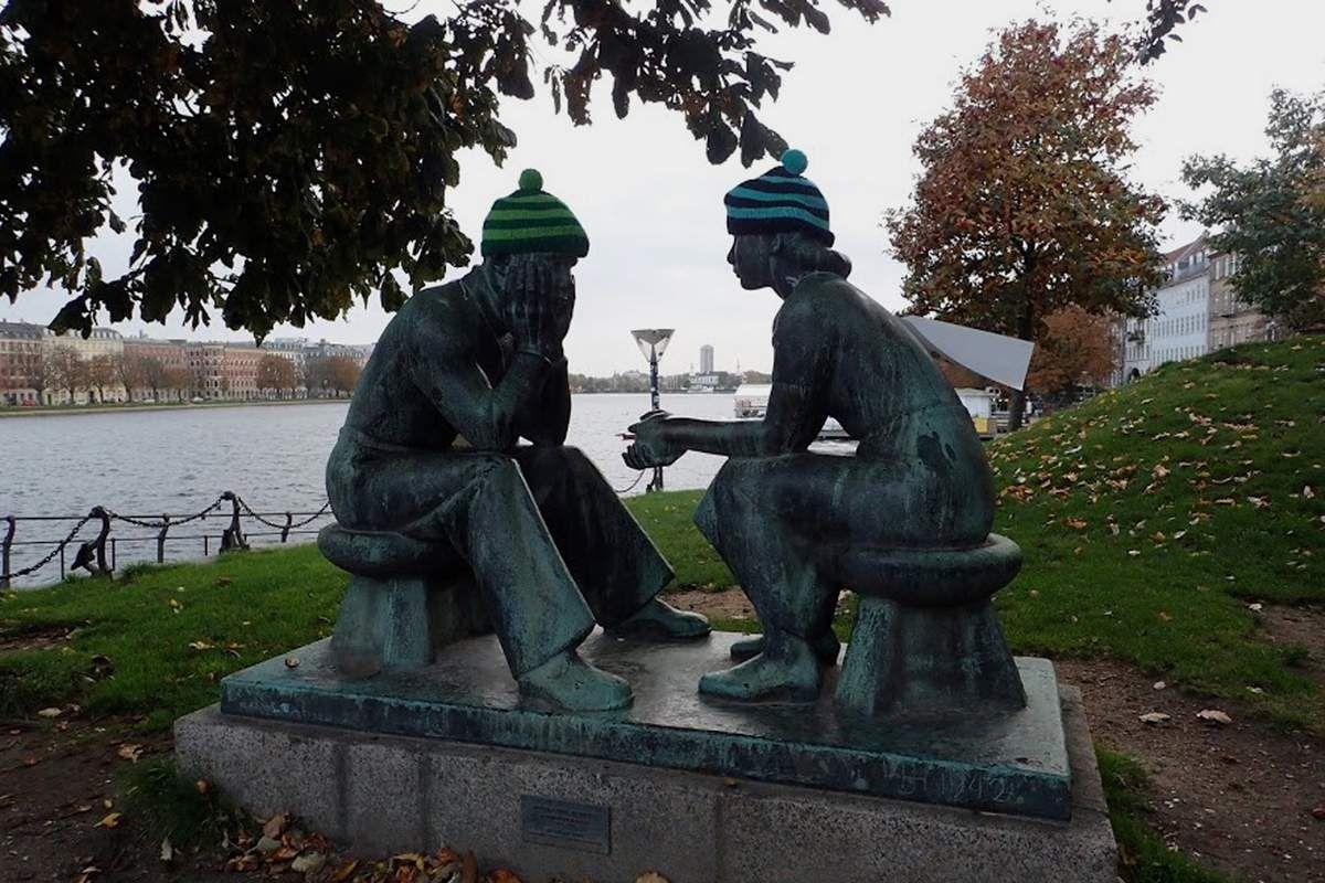 Copenhague - Kobenhavn