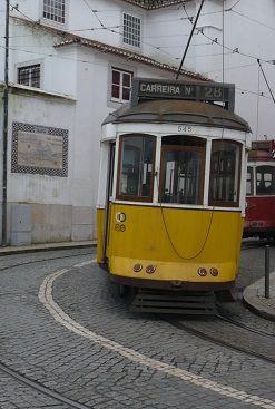 Le bus n°28, c'est le plus pittoresque...