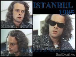Brad Dourif in Istanbul