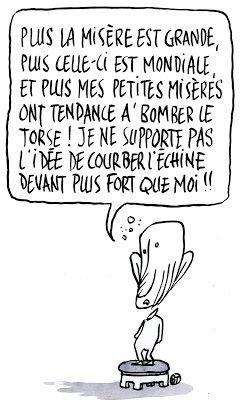 René déprime