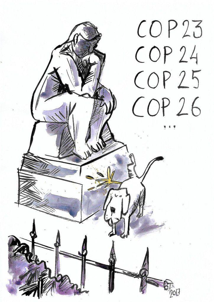 COP23, clap de fin