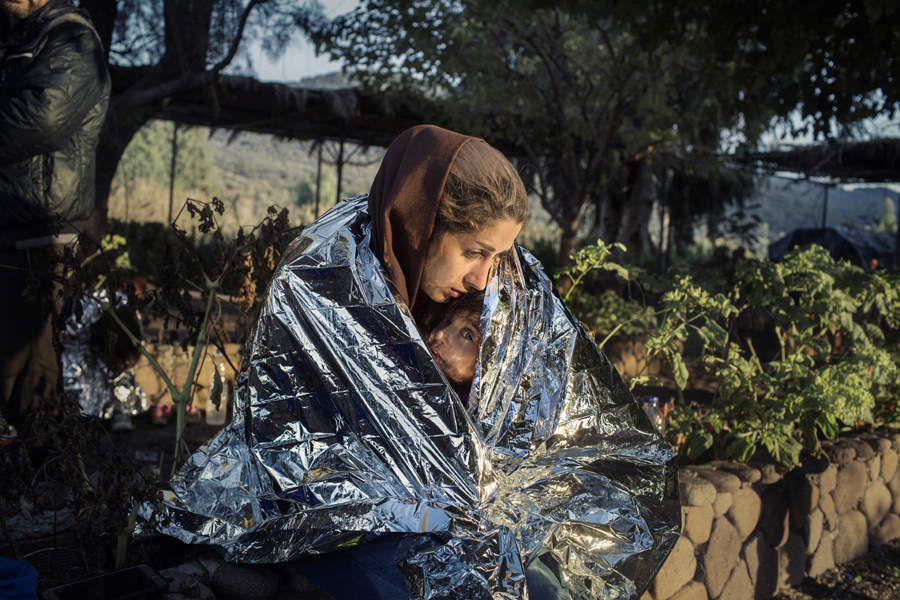 Lesbos, Greece, October 18, 2015 / Alessandro Penso