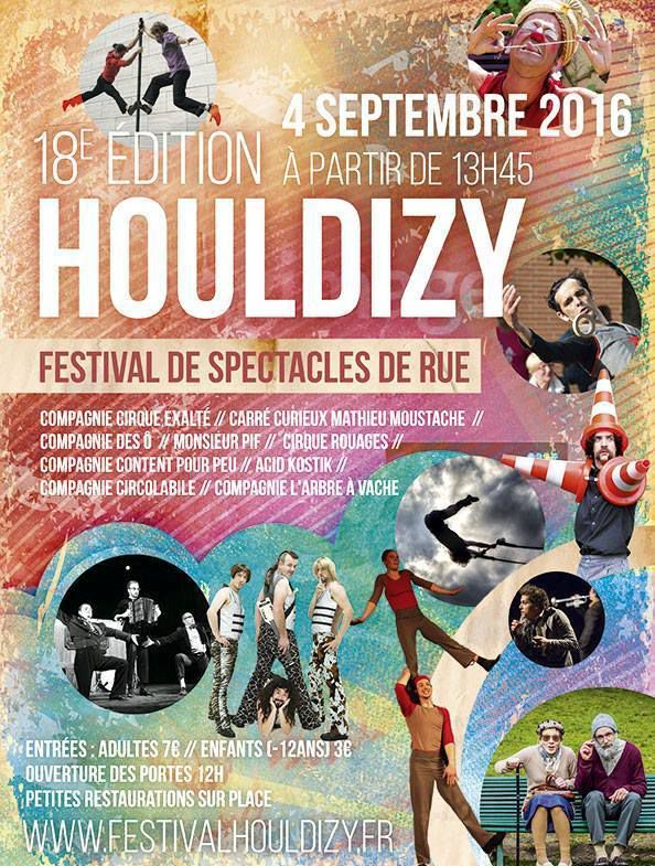 Festival Houldizy 2016