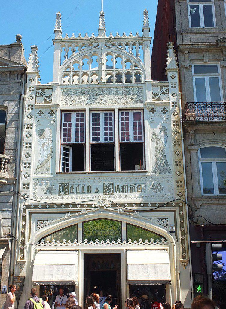 Librairie Lello, Porto