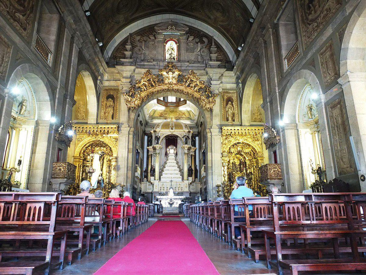 Eglise dos Congregados, Porto