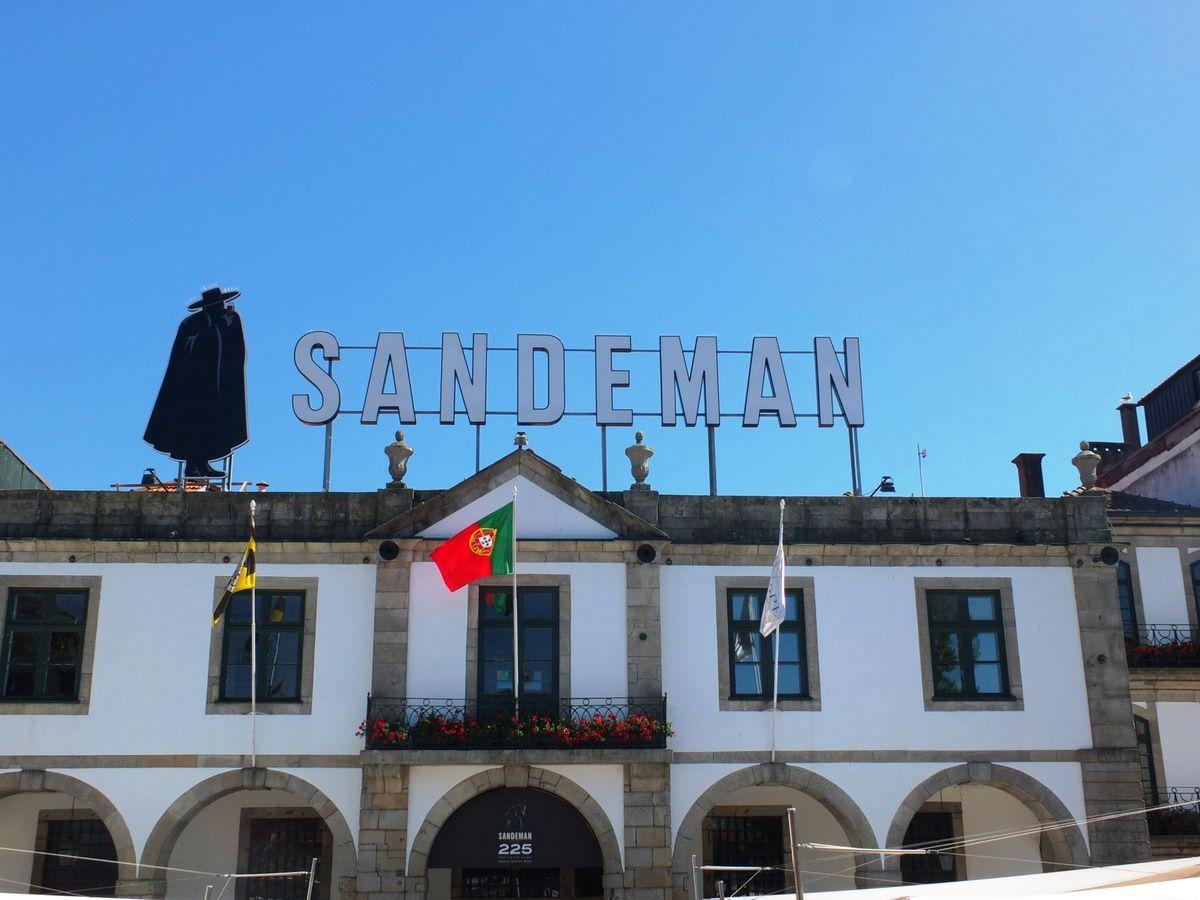 Les caves de vin de Porto, et la Casa Barbot