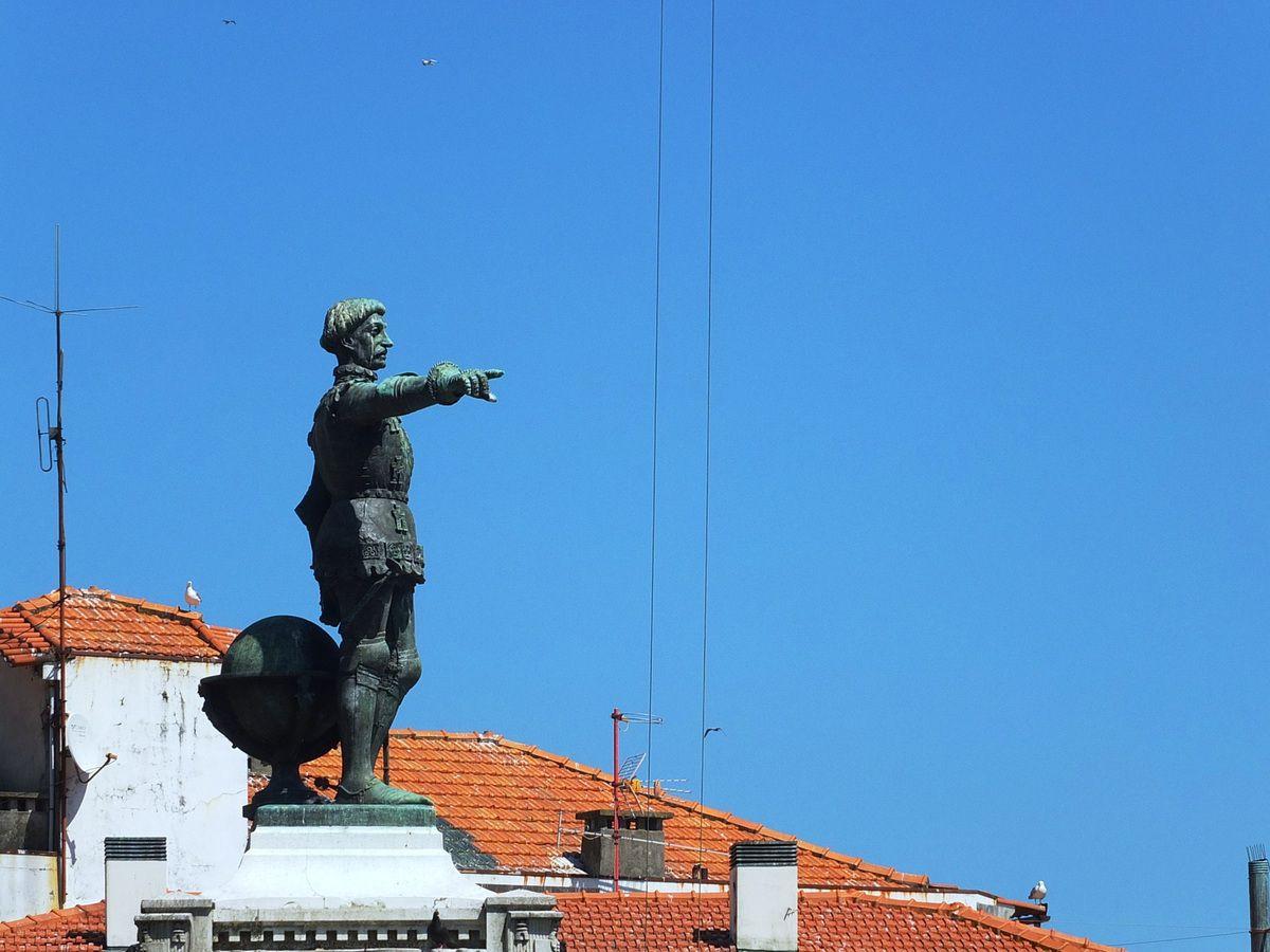 jardim do Infante D. Henrique, Porto