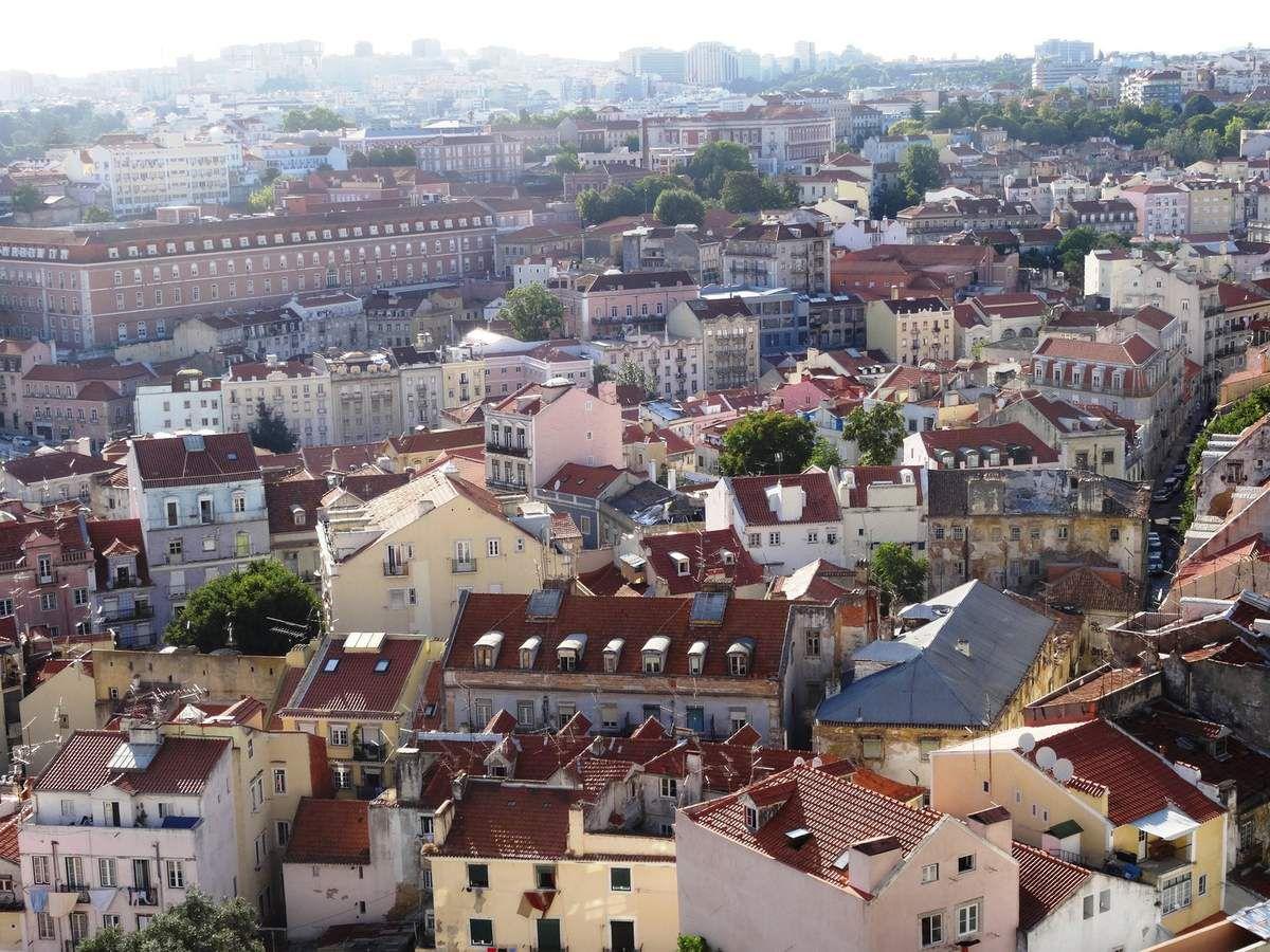Miradouro da Graça, Lisbonne