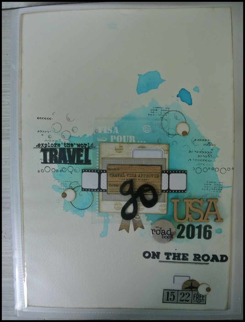Pages Roadbook USA
