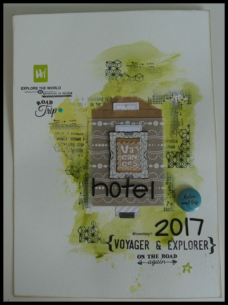 Page Road Book USA 2017