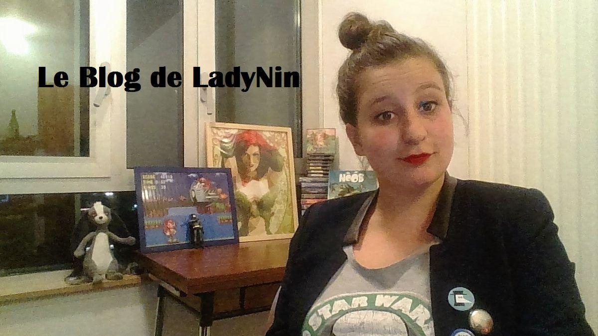 LadyNin sur Youtube !