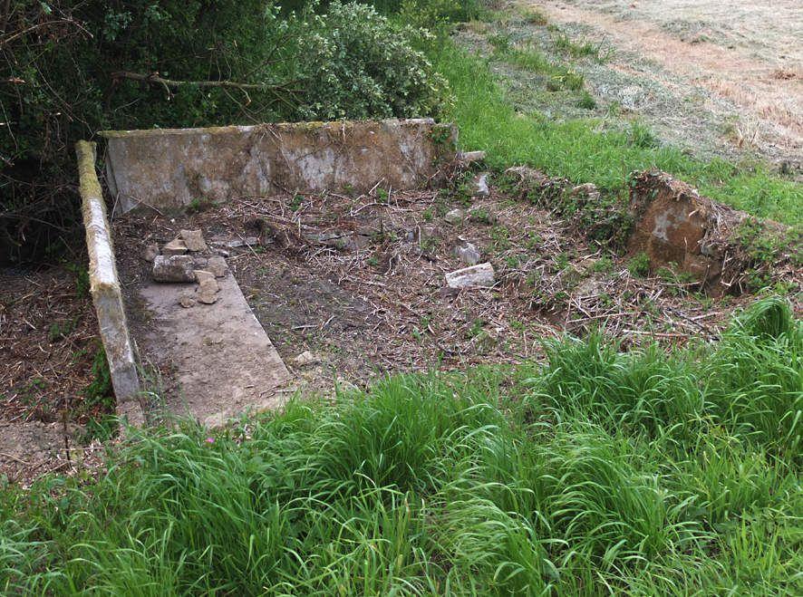 GUIMAEC : Lavoir de Rhun Orven