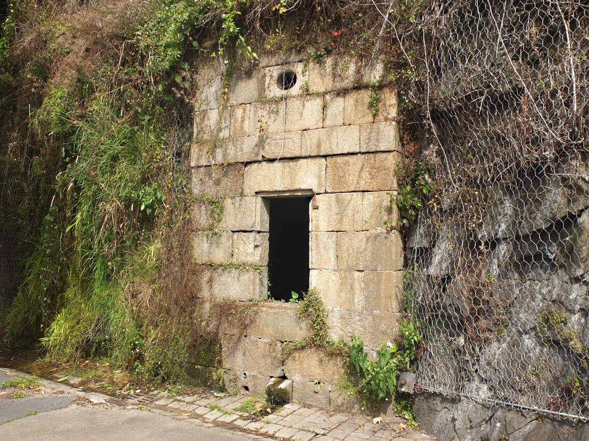 MORLAIX : Fontaine du Styvel