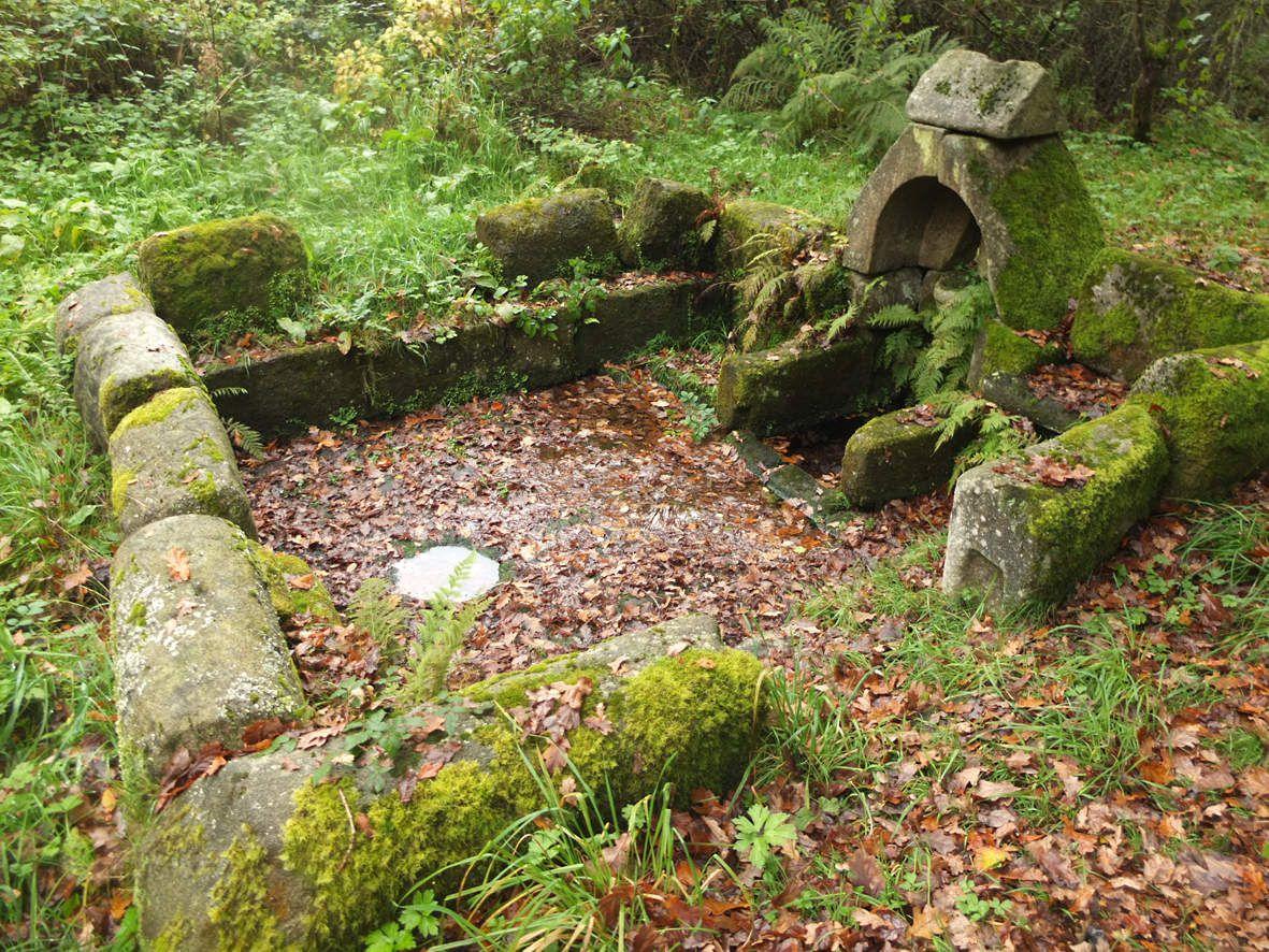 PLOUNERIN : Fontaine Saint-Jean du Rechou