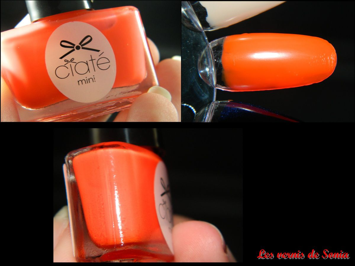 Swatch Ciaté Mini