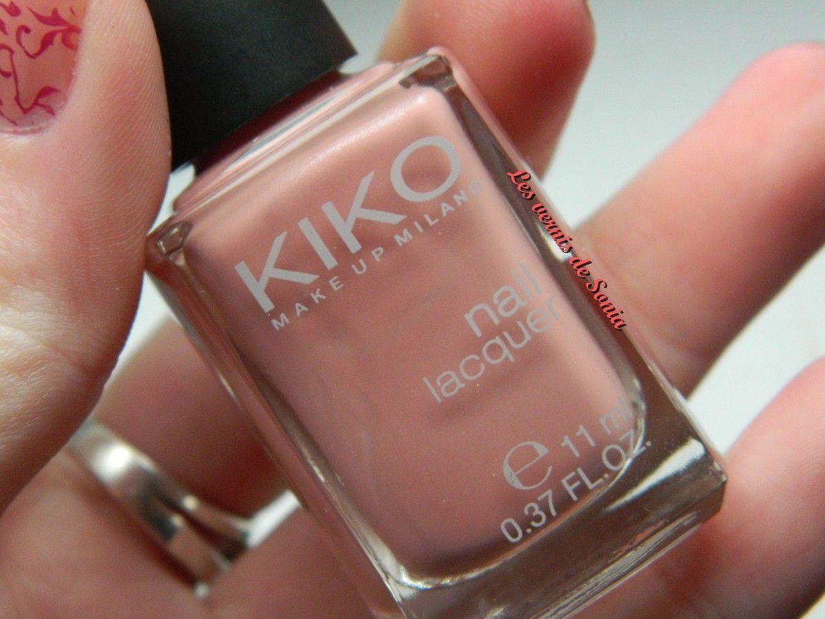 Kiko 217 Antique Pink