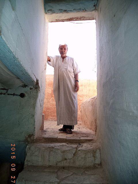 Visite de la maison de feu hadj Abdelkader Mechattah (construite en1894)