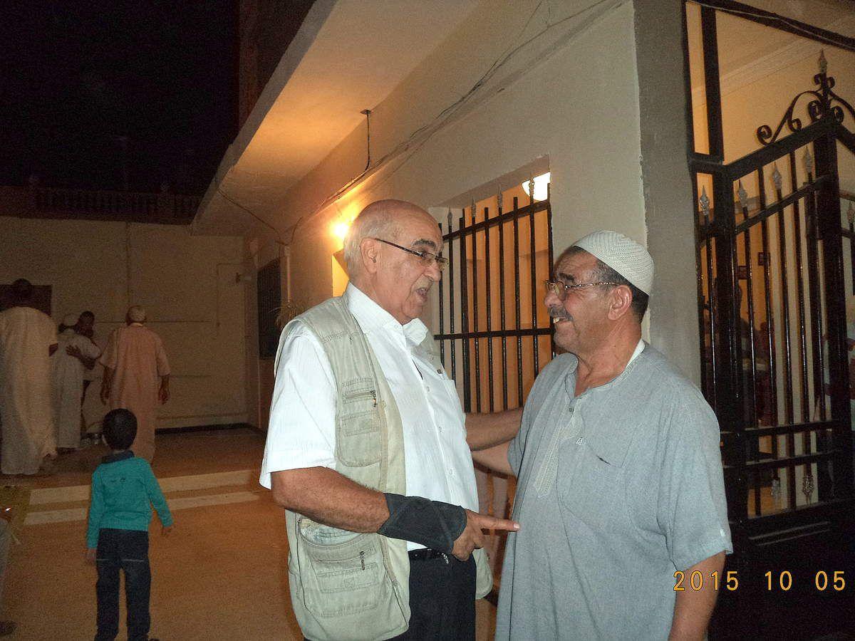 Photos de la soirée à l'occasion du retour de pèlerinage de Hadj Hamid Antar.
