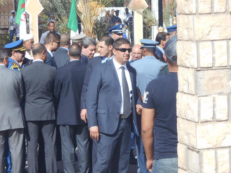 Quelques photos sur la &quot&#x3B;semaine d'information de la police&quot&#x3B; -par Marfoua Smahi-