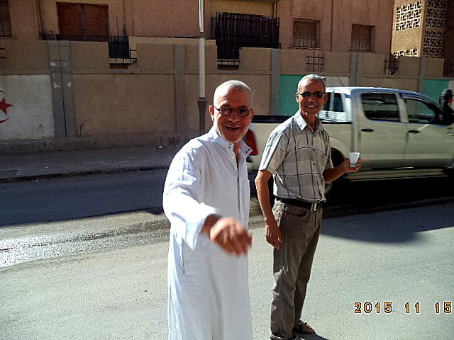 Larbi Merakachi et Benchaouia