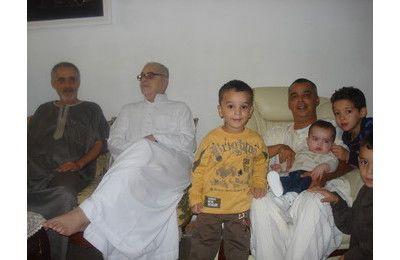 Quelques membres des  familles Rouighi et Bouguerra