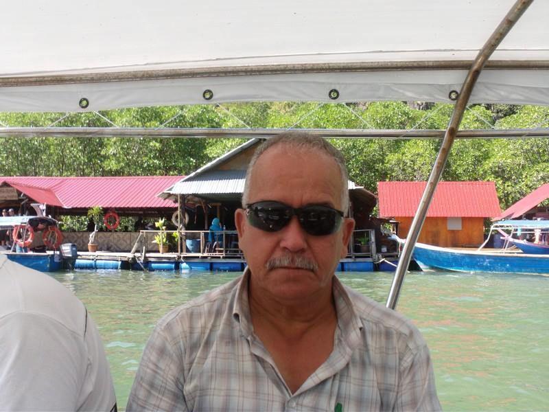 Fabuleux séjour de notre ami Naimi Zaidi en Malaisie