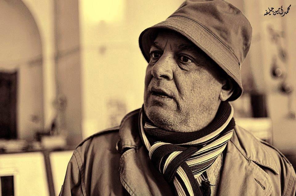 Quelques oeuvres de l'artiste-photographe Med lamine Helifa