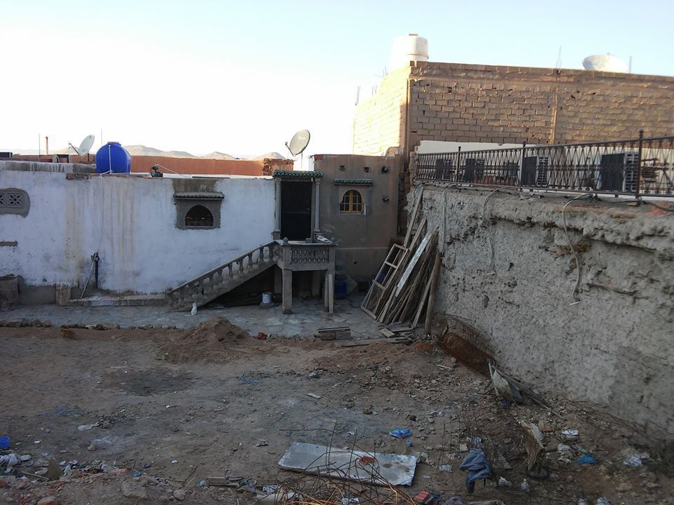ماذا يقع للمسجد العتيق؟