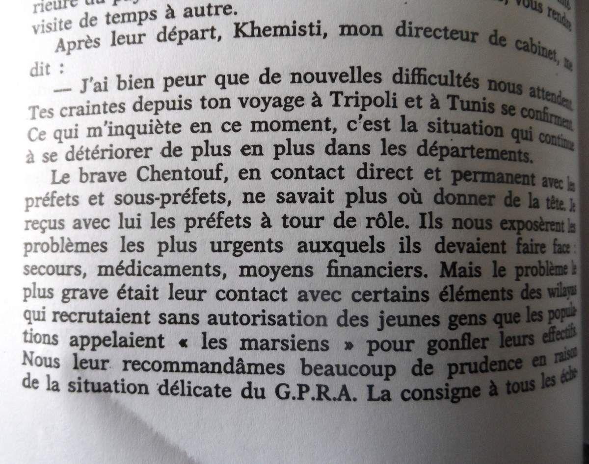 &quot&#x3B;LA CRUELLE VÉRITÉ&quot&#x3B; de Abderramane Fares - extraits 1-