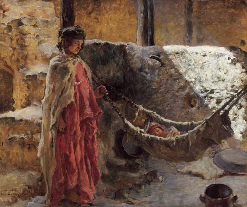 Tableaux de peintres orientalistes -P2-