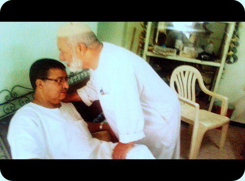 Lakhdar Mokhtari , l'ami, le frère et le confident ....