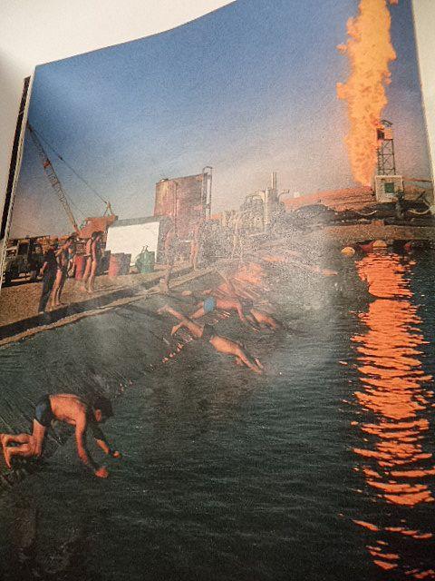 L'éruption de GT (Mai 62) en images de l'époque.
