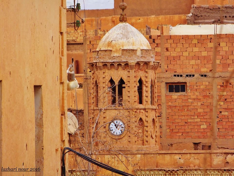 Nouredine Lazhari : Laghouat pour fascination...