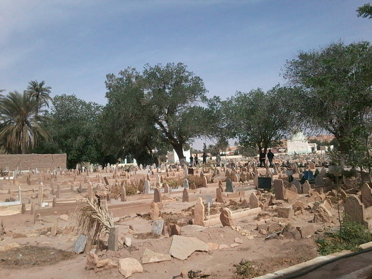 Sidi Yanes ce matin du 20 4 2016