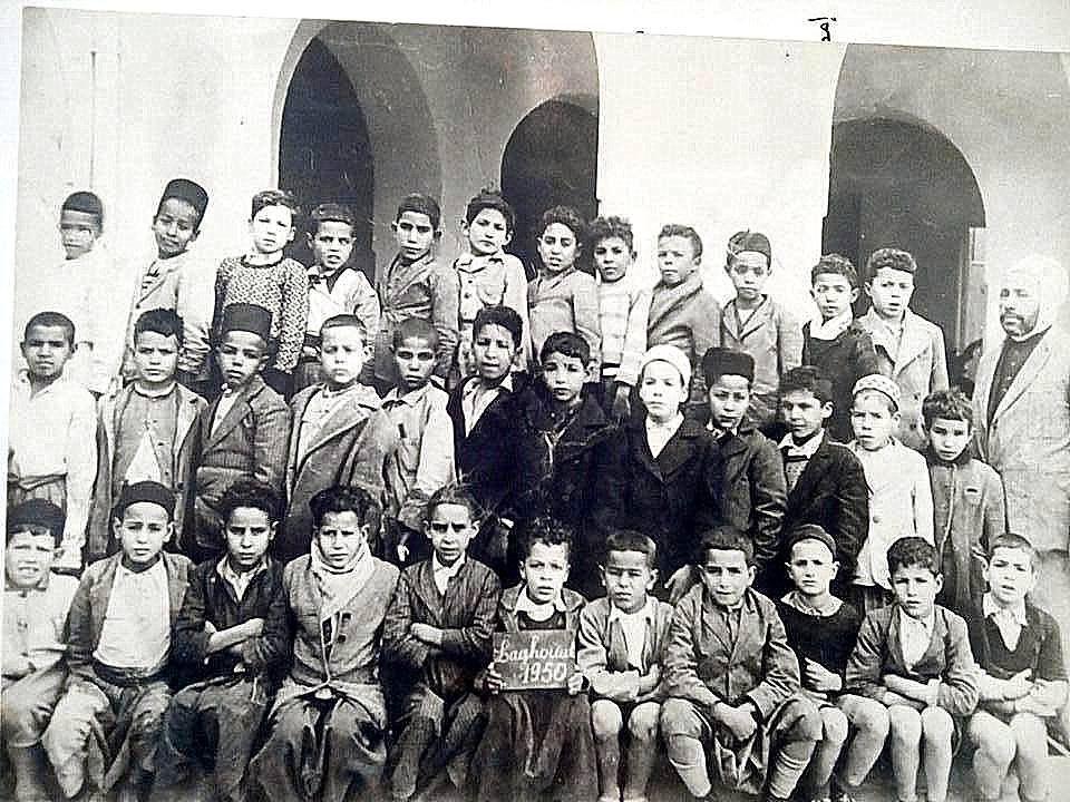 Hadj Leulmi Abdelaziz : Un instituteur hors pairs...