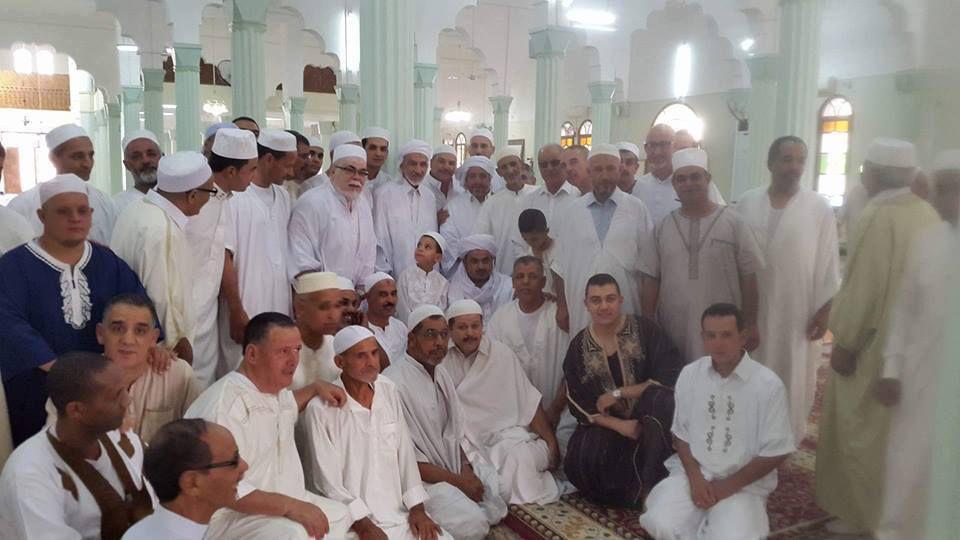 صور التقطت هذا الصباح من مسجد سيدنا عثمان ابن عفان بحي المقام