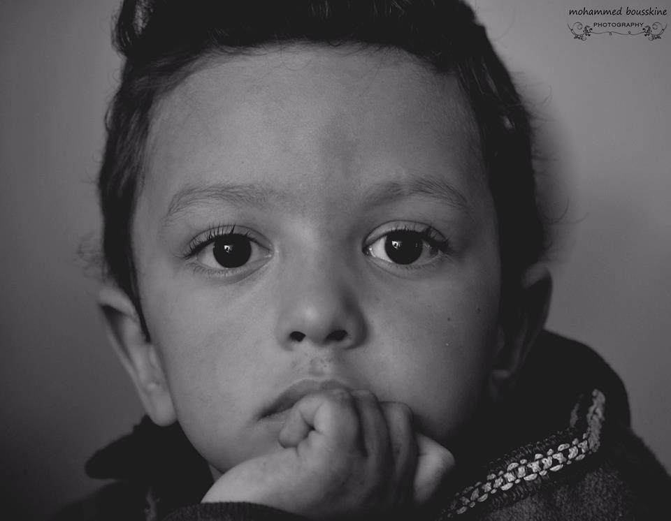 Mohamed Boussekine, un autre talent de la photo que je viens de découvrir...
