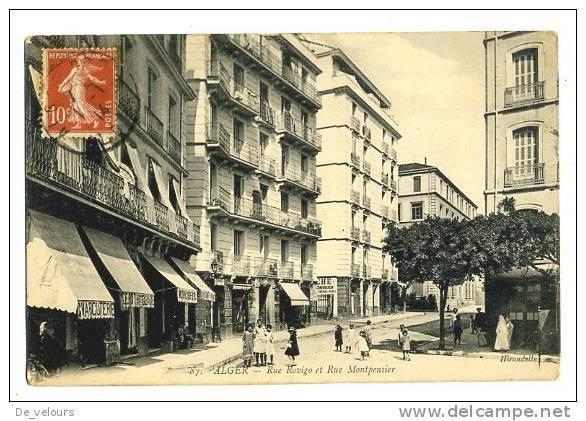 Récit de mon premier voyage à Alger : Entre les attraits d'Alger et le charme de Laghouat , le choix est fait .